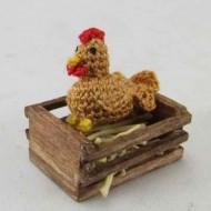 crochet chicken-min