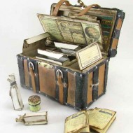 Baskets, Boxes & Luggage
