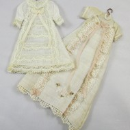 aged long dresses