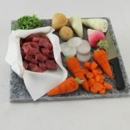 casserole prep board