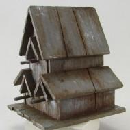 Triple birdhouse 2