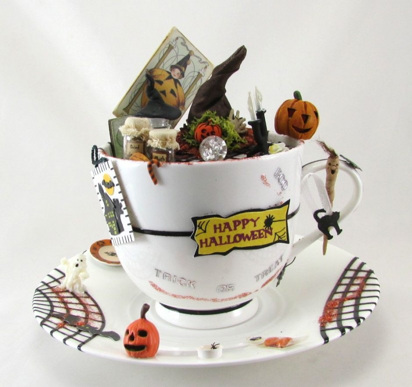 A cup full of Halloween!