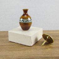 SP Brown vase-min