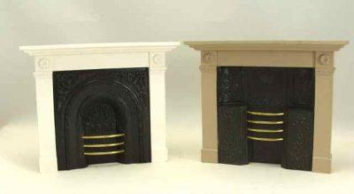 Robert Adam Fireplace