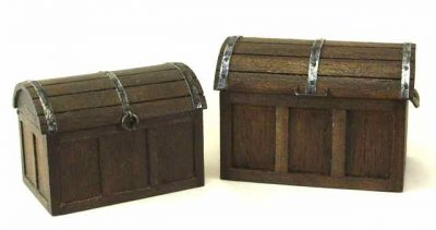Tudor storage chests