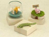 Tinnie crochet animals