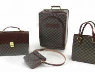 Designer luggage set