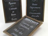 Cafe Blackboards