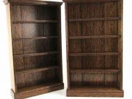 Pair of bookcases