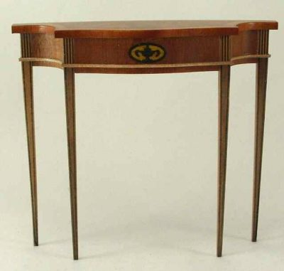 Pier console table