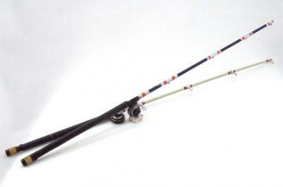 Fishing Rod & Tackle box