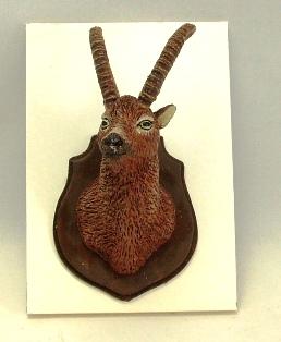 Ibex trophy