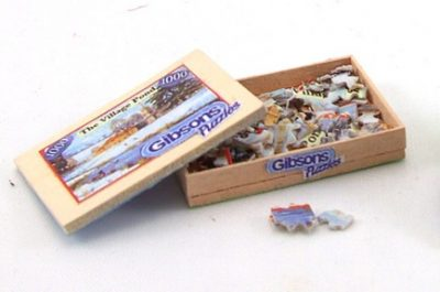 Jigsaw Puzzle Box