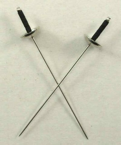 Epee swords